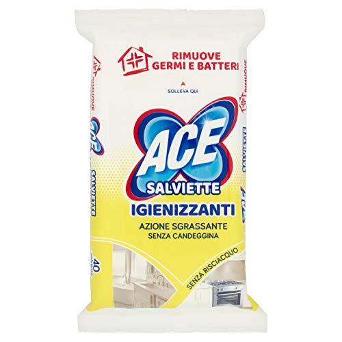 Ace Toallitas higiénicas 40 toallitas