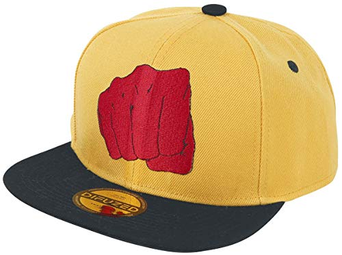 608897 - One Punch Man - Casquette - Poing (PlayStation 4)