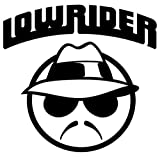 Lowrider Guy - LARGE 6 INCH PEEL AND STICK STICKER - Auto, Wall, Laptop, Cell, Truck Sticker for Windows, Cars, Trucks