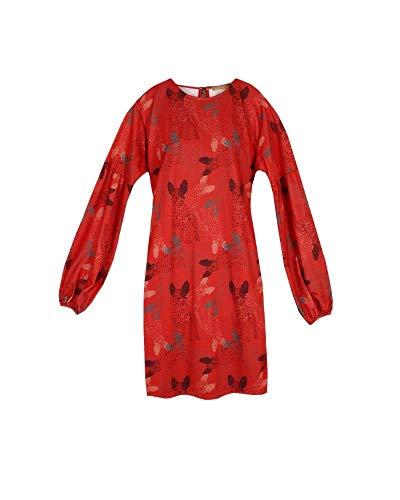 Dolores Promesas 107212 Vestido, Rojo (Rojo Rojo), Medium (Tamaño del Fabricante:M) para Mujer