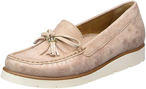 Gabor Shoes Damen Fashion Mokassin, Beige (rame 64), 40 EU