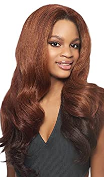 Outre Quick Weave Synthetic Half Wig Batik Bundle Hair DOMINICAN BLOWOUT RELAXED  1