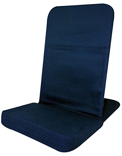 BackJack Floor Chair, Extra Large, Navy Blue