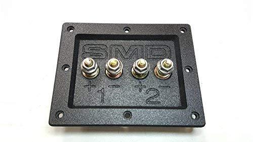 SMD 2 Channel Speaker Terminal (Grade 8)