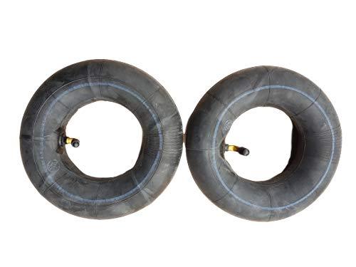2 x Frosal Schlauch Ventil 90 Grad 3.50-4 / Reifen/Transportwagen/Sackkarre/Ersatzschlauch
