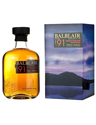 Balblair 1991-2018 Vintage Whisky 0,7 L