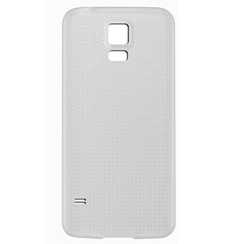 UU FIX - Tapa trasera para batería para Samsung Galaxy S5 i9600...