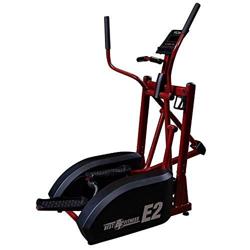 Best Fitness Body-Solid Elliptical Trainer (BFE2), red
