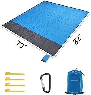 Best nylon beach blankets Reviews