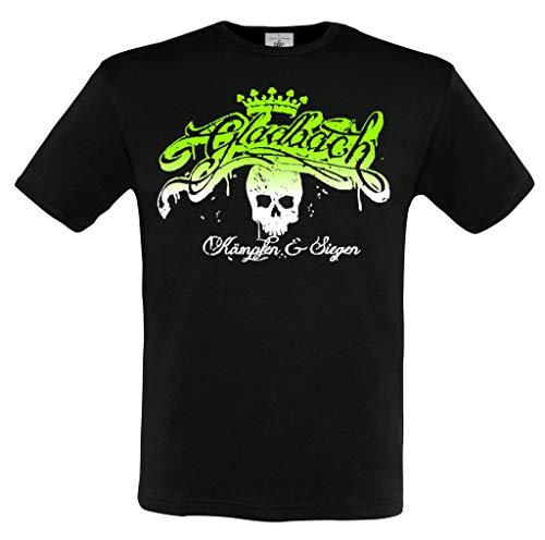 Gladbach T Shirt Ultras Fans Mönchengladbach (XXL)