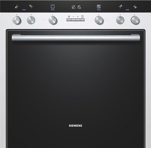 Siemens HE33AB250 Einbauherd / A / weiß / eco Plus / 3D-Heißluft plus
