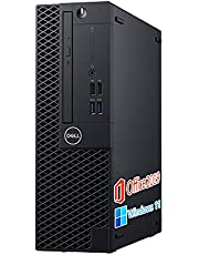 DELL デスクトップPC 3070/MS Office 2019/Win 11 Pro/Core i7-9700/wajunのWIFI/Bluetooth/HDMI/DVD/8GB/512GB SSD (整備済み品)