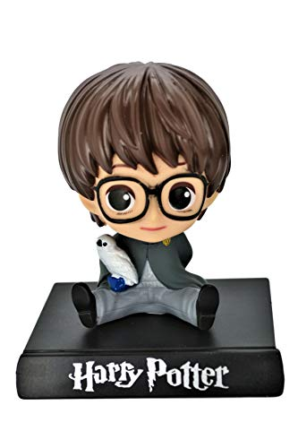 PVC Bobble Head Figure Car Dashboard Office Home Accessories Ultra Detail Doll . image