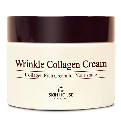 [The Skin House] Wrinkle Collagen Cream for Nourishing 50ml