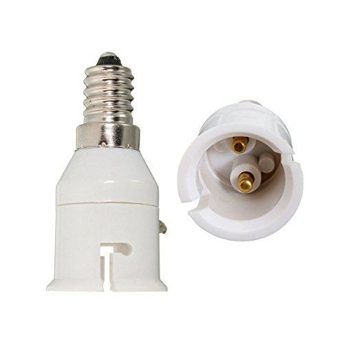 MASUNN E14 À B22 Ampoule De Lampe LED Douille Adaptateur