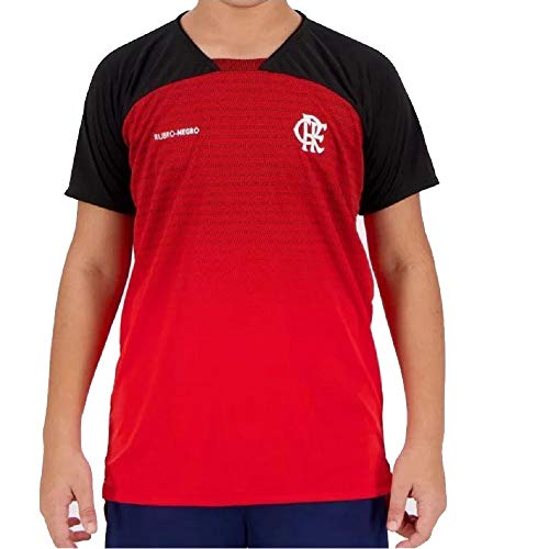 Camisa Flamengo Infantil Shadow Braziline G