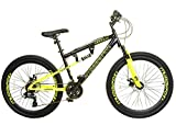 Muddyfox Men's Fox Nevada Dual Suspension/Disc Brakes 21 Speed Mountain Bike