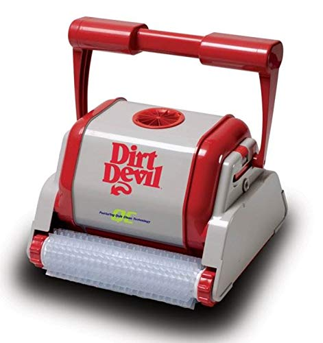 Dirt Devil 35-RAMP-BX Rampage Robotic Pool Cleaner