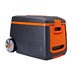 GiNT Rolling Cooler with Handle