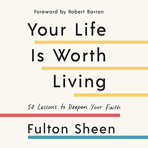 Your Life Is Worth Living audiobook cover art