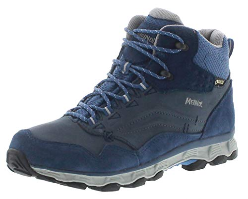 Meindl dames Hiking wandelschoenen 4643-29 Bogota Lady MID GTX Jeans Sky