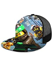Yoohome Fire_N1njaGO snapback-keps snabbtorkande golfhattar för resor semester svart