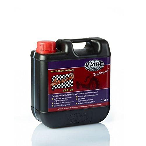 MATHÉ Classic motorolie - toevoeging 2,5 Liter