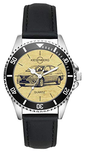KIESENBERG Uhr - Geschenke für Nissan Almera Fan L-20695