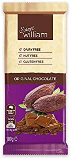 Sweet William Original Chocolate Bar 100 g