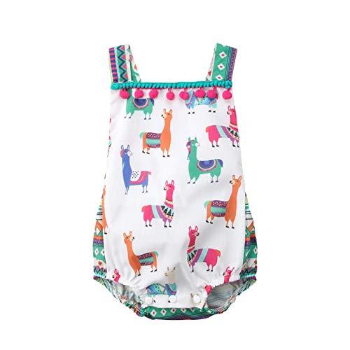 Roupa de Bebe Menina Body Lhamas Fofura *-* Tamanho:2 anos