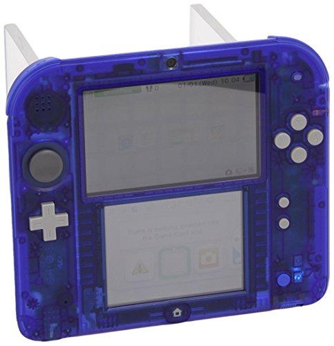 Nintendo 2DS - Consola, Color Transparente Azul