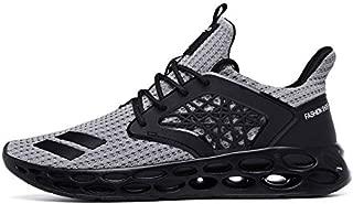 SR trade-YUNTU Men's Sports Shoes Breathable Casual Shoes Basketball Men's Comfortable Lightweight Sports Shoes Men's Shoes
