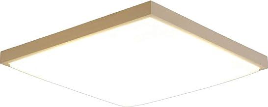 アイリスオーヤマ 和風LED シーリングライト天然木 角型 調光 調色 タイプ ~8畳 メタルサーキットシリーズ CL8DL-5.1JM