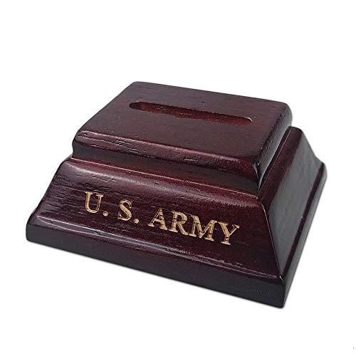 XJmil US Army Challenge - Monedero de Madera
