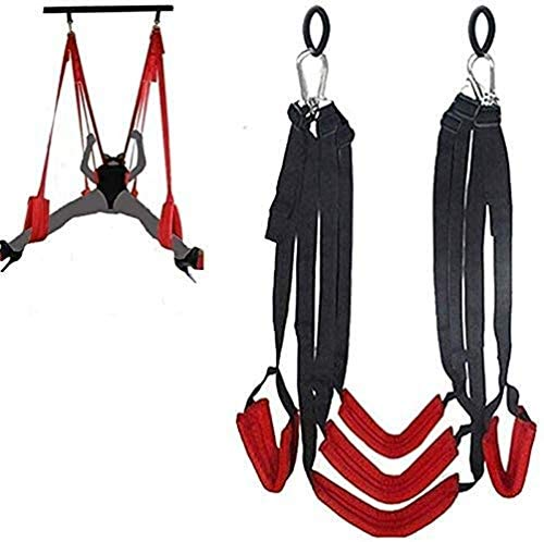 Massager Swíng SE & xSwíng Set for Überwurfmutter Swings Paar Toys for Paare Spielen, Platz for bis zu 600 Lbs Adült Toy