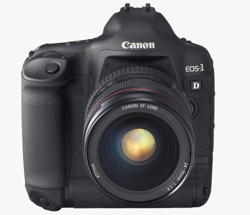 Canon EOS 1D Mark II N Body SLR-cámara Digital de Plata