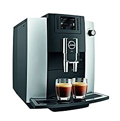 top 10 jura coffee maker Jura E6 Automatic Coffee Center, Platinum