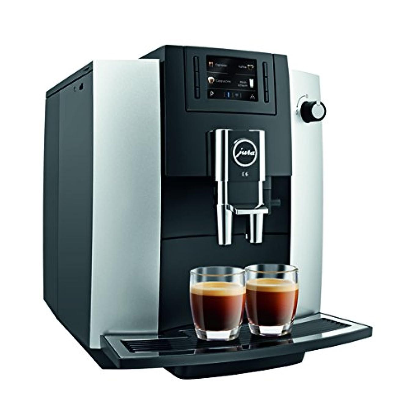 Jura 15070 E6 Automatic Coffee Center, Platinum