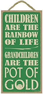 SJT ENTERPRISES, INC. Children are The Rainbow of Life. Grandchildren are The Pot of Gold. 5