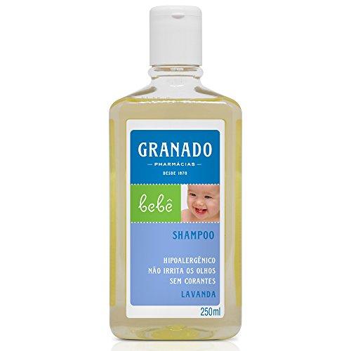 Shampoo Bebê Lavanda, Granado, Lilás, 250ml