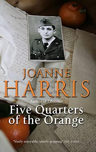 Five Quarters Of The Orange (English Edition)