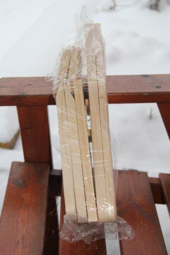 Dekorativer Nistkasten(NB1)-mit Vogelfutterhaus zum selbst bauen-Bausatz-Vogelhaus-Vogelhäuschen-Vogelhaus Garten Deko - 6