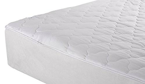 Gilbin College Dorm Twin Extra Long Quilted Mattress Pad...