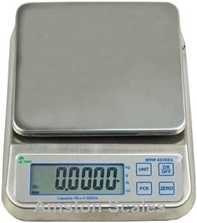LW Measurements Portion Control alimentos cocina 7LB WASHDOWN Digital escala de acero por