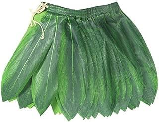 Best green leaf hawaiian skirt Reviews