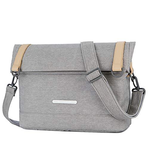 AZJXC Laptop-Tasche Faltbare und tragbare Umhängetasche Einfache und erstaunliche Tasche mit großem Fassungsvermögen Multifunktionstasche