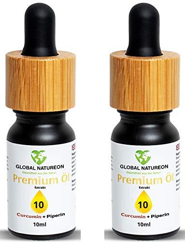 GLOBAL NATUREON® PREMIUM ÖL 10 (10 ml)...