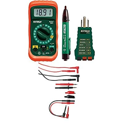 Extech MN24-KIT Electrical Test Kit Parent