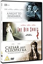 Classic Films Triple - A Night To Remember/The Red Shoes/Caesar and Cleopatra anglais