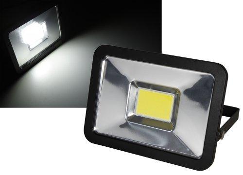 Preisvergleich Produktbild LED-Außenstrahler McShine ''Slim'' 30W. IP44. 2.250 lm. 4000K. neutralweiß